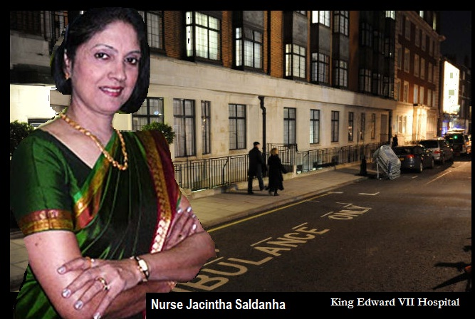 Kate Middleton nurse, Jacintha Saldanha