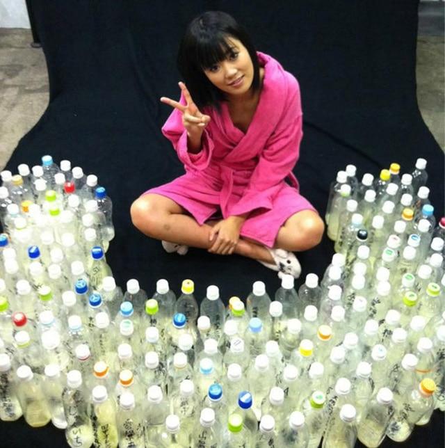 Uta Kohaku and her sperm donations.