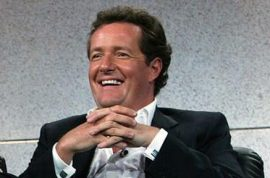 Should Piers Morgan be worried that a petition to deport him has come in front of the White House?