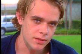 Oh really? Nick Stahl busted masturbating inside Hollywood sex shop.