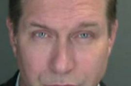 Stephen Baldwin manages to take impeccably good looking mug shot after tax rap.