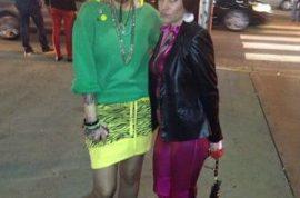 Miami Art Basel preferred stylish hawt bixches….