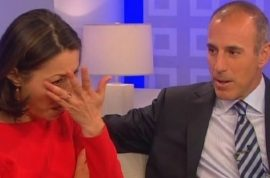 Interesting. Matt Lauer's bosses can't get Ann Curry to have 'friendly' lunch with him.
