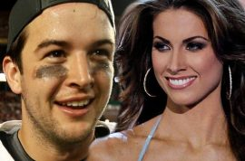 Katherine Webb, Miss Alabama's boyfriend Aj McCarron gives her permission to become a media whore.