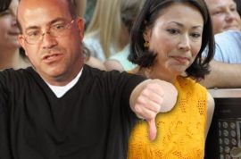 Ann Curry is not good enough for CNN says boss Jeff Zucker.