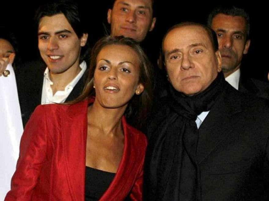 Francesca Pascale and Silvio Berlusconi