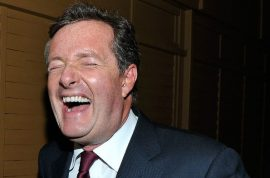 It's confirmed. Piers Morgan will not be deported says the White House.