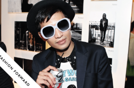 ANTM's Bryanboy accused of sending pro-anorexia thinspiration message to twitter. Is he just a fake?