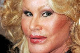 NYC socialite Catwoman Jocelyn Wildenstein narrowly escapes eviction after falling behind $73 500 on her rent.