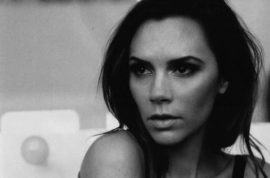 Victoria Beckham gives preview to new fashion video website. Because she knows better…