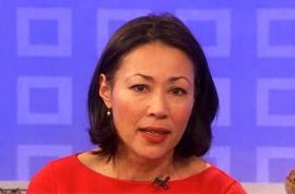 Ann Curry pissed with NBC? Want her to stay off air for 6 months.