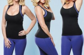 Oh really? How Kim Zolciak managed to lose 30 pounds after giving birth.