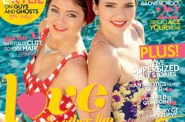 Oh look! Kendall and Kylie Jenner nab 'Girlfriend' bikini cover.