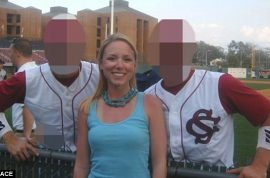 Happily married honors teacher fired for having sex with two 17 year old students.