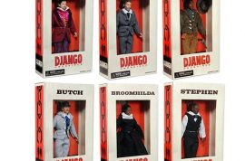 Racist? Django slave toys pissed everyone off so they are now discontinued.