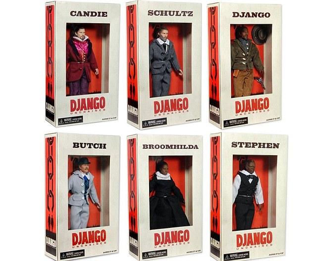 Django slave toys