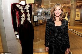 Oh really? Shamed Florida socialite forced to sell Lady Di dresses to pay off ill gotten debts.