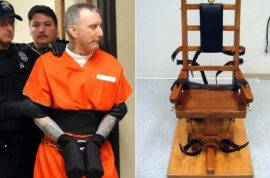 Why did executed killer who died of electrocution choose it? First since 2010.