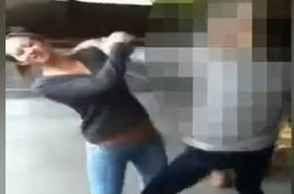 Bullied girl disappears same day video of her being attacked is posted.