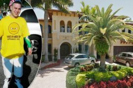 23 year old squatter moves into palatial Boca Rotan waterfront home. Bank of America refuses to evict him.