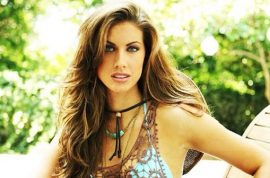 Katherine Webb, Miss Alabama used to be bullied cause she was 'ugly.' Now offered to appear in Playboy