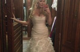 Crystal Harris finally capitulates and marries her sugar daddy Playboy's Hugh Heffner.