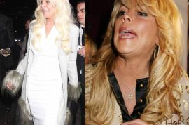 Party all the time. Lindsay Lohan is being destroyed by Dina says father Michael.