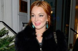 Oh really? Lindsay Lohan planned to swap Elizabeth Taylor bracelet with fake one.