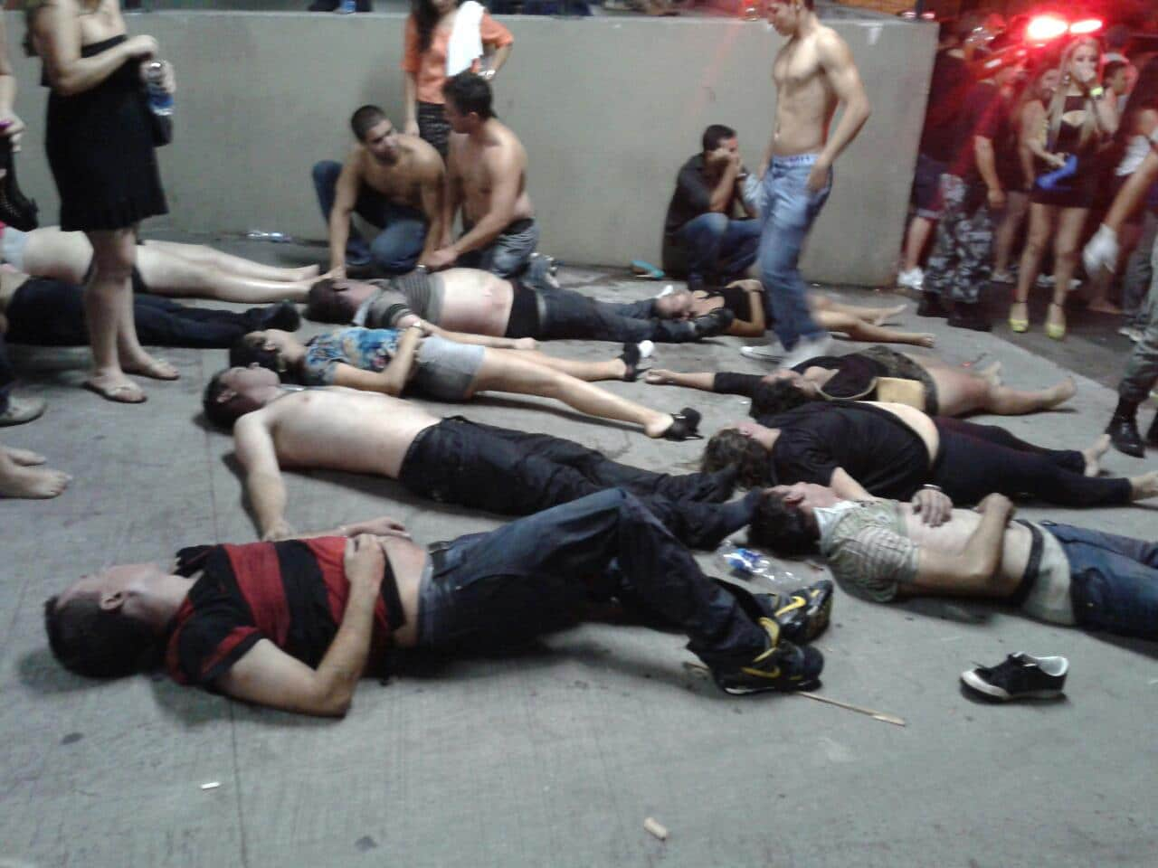 Brazilian nightclub fire