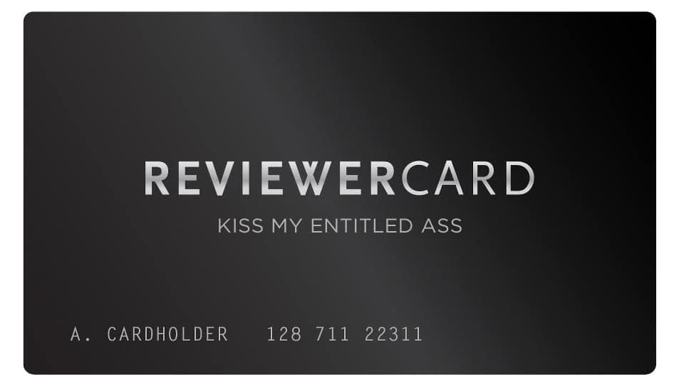 Reviewcard