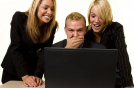 X rated email exchange between office employees accidentally gets shared with entire staff.