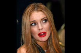 Lindsay Lohan knows she's too classy for Dancing with the Stars.' Turns down $550 000…