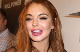 Lindsay Lohan ditches living with Dina, but may be evicted again.