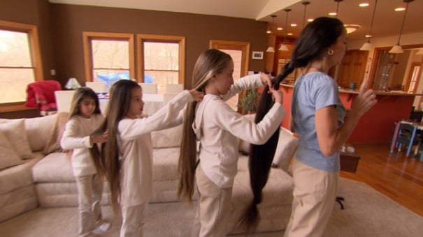 Meet Terelynn Russel And Her Daughters With Hair Longer
