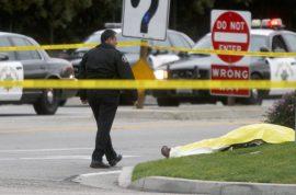 Orange County California shooting leaves several dead. Gunman kills self.