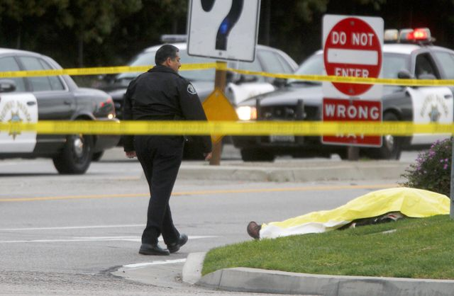 Orange County California shooting