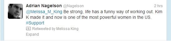Miss Delaware Teen USA, Melissa King twitter