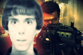 Did Adam Lanza copy a scene from a video game in the Sandy Hook massacre?
