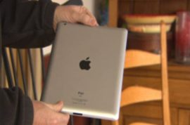Woman buys $499 iPad from Walmart only to discover it's a painted piece of plastic.