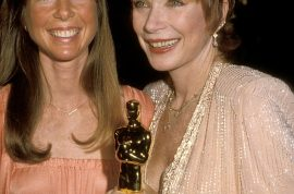 Shirley Maclaine waited in another room whilst her daughter lost her virginity.