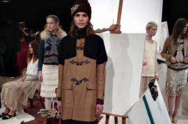 Candela's Fall/Autumn 2013/14 collection full of romance.