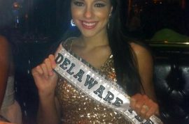 Miss Delaware Teen USA Melissa King beauty pageant double standards.
