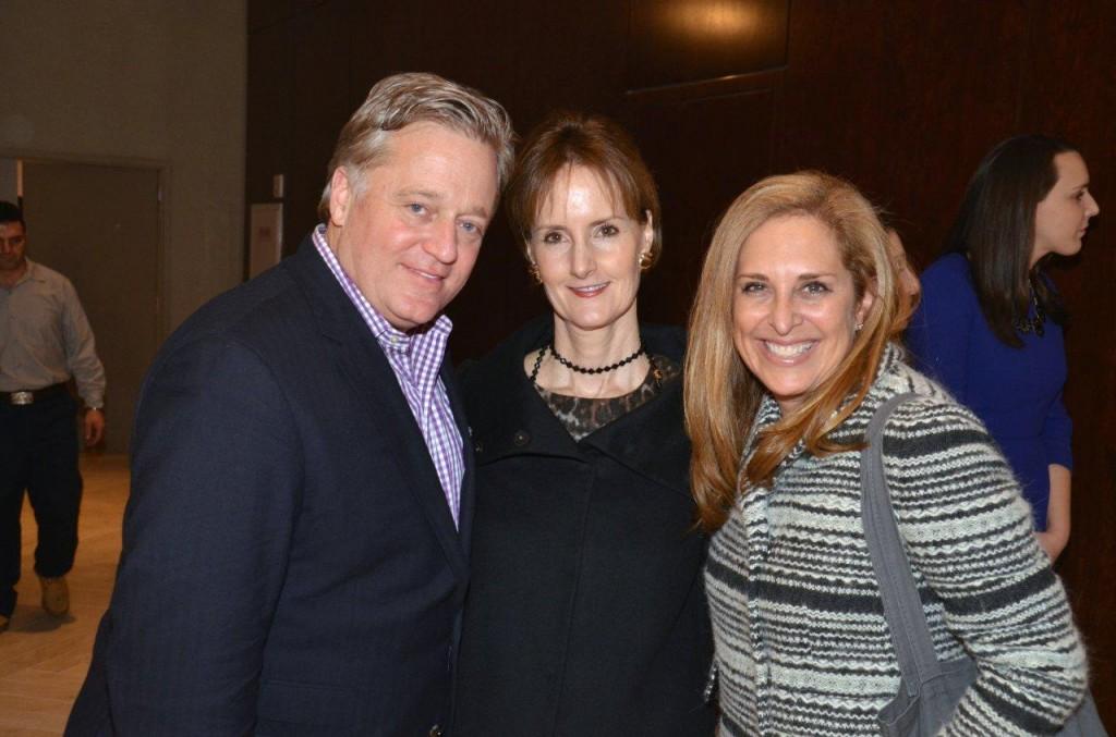 Newell Turner, Kate Kelly Smith, Susan Feldman