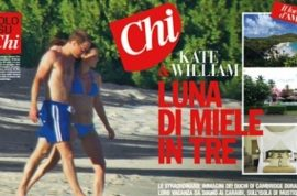 Kate Middleton pregnant bikini pictures defended by Chi editor: 'Can't compare it to Diana!'