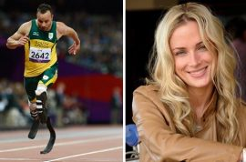 Blade Runner nearly shot friend days before attack on girlfriend Reeva Steenkamp.