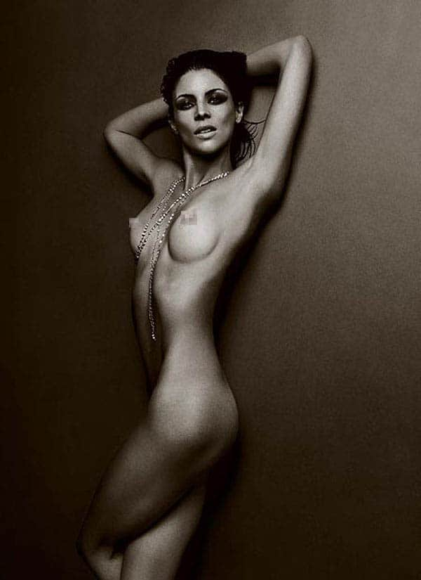 Liberty Ross for Love Magazine