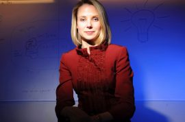 Marissa Mayer tells Yahoo employees they can't work from home anymore.