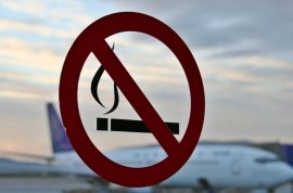 Canadian family arrested after insisting on chain smoking on plane. Plane diverted to Bermuda.