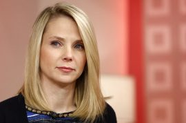 Oh really?? Yahoo CEO Marissa Mayer installed a nursery in her office before curtailing home at work for employees.