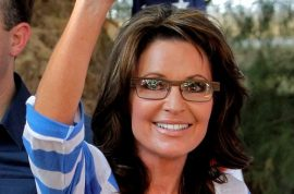Sarah Palin is still very important and relevant tells Sarah Palin.